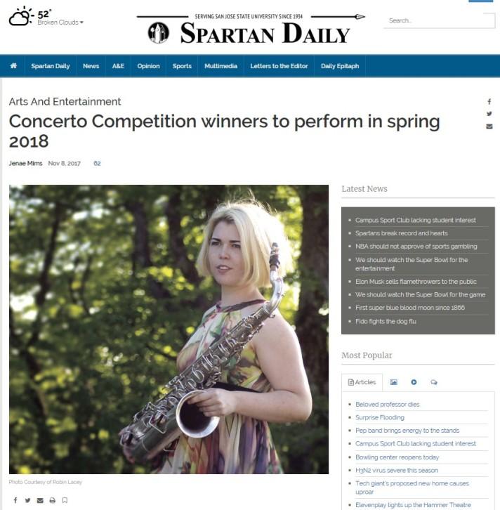 spartan daily